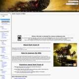 Darksouls3 wiki