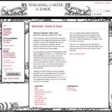 Marshall, Carter & Dark wiki