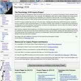 Psychology 1010 wiki