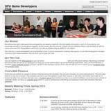 SFU Game Developers Club wiki