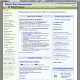 Wikidot User Gemeinschaft wiki