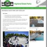 Highland Skate Parks wiki